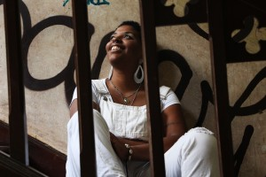 'espanca-estanca' é a nova obra da poeta Luz Ribeiro
